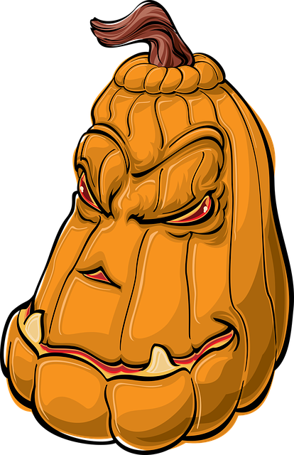 Pumpkin, Halloween, Cartoon, Halloween Pumpkin