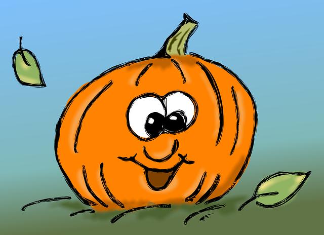 Pumpkin, Halloween, Food, Face, Lantern, Scary, Kabocha