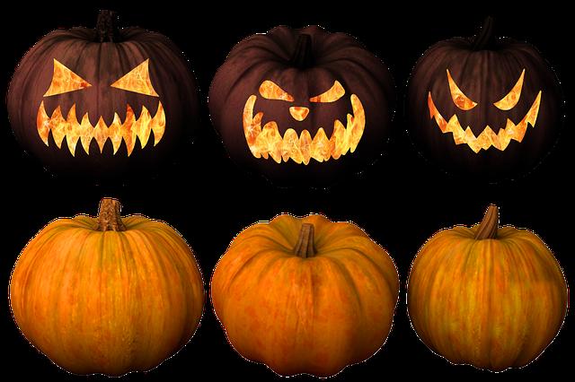 Pumpkin, Pumpkins, Jack, O'lantern, Jack-o-lantern