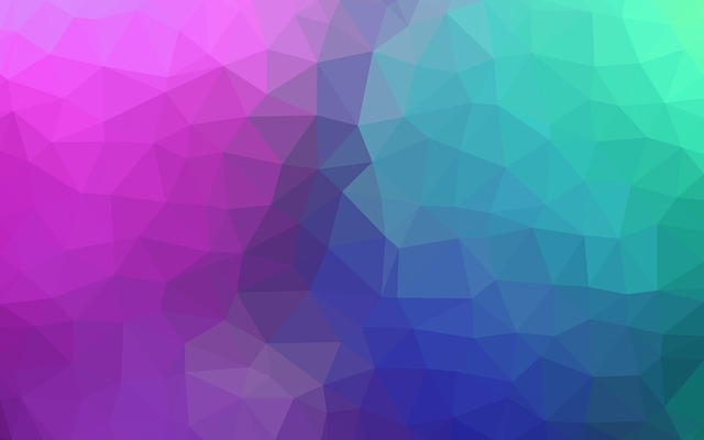 Purple, Teal, Texture, Background, Colorful, Gradient