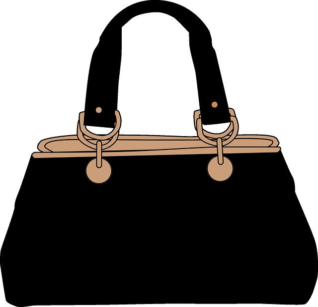Purse, Handbag, Fashion, Female, Style, Bag, Leather