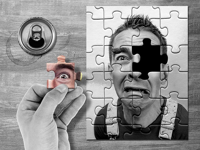 Puzzle, Face, Eye, Jigsaw Puzzle, Head