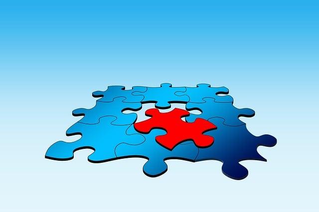 Integration, Puzzle, Migration, Together, Gear, Merge