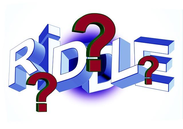 Question Mark, Puzzle, Letters, Puzzles, Secret, Quiz