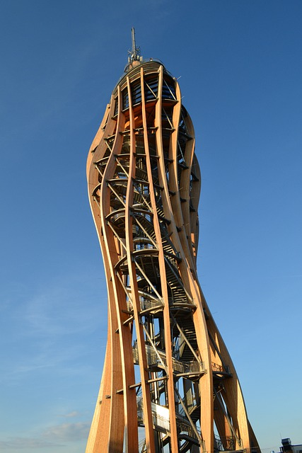 Pyramidenkogel, Carinthia, Tower, Wooden Tower, Wood