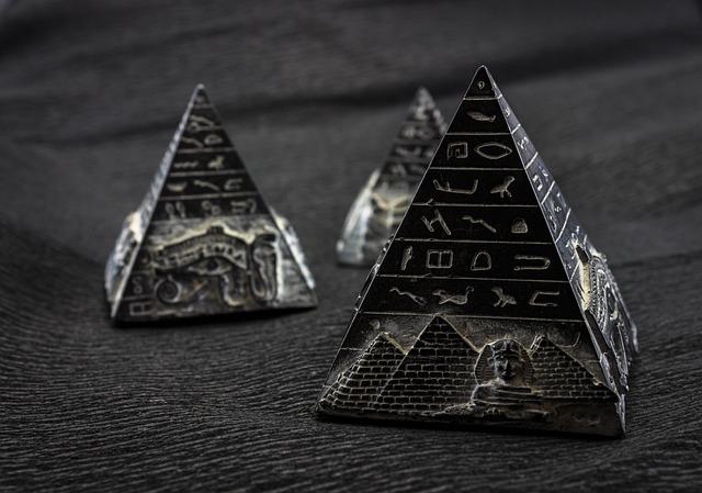 Pyramid, Pyramids, Ancient, Antique, Gift, Goods