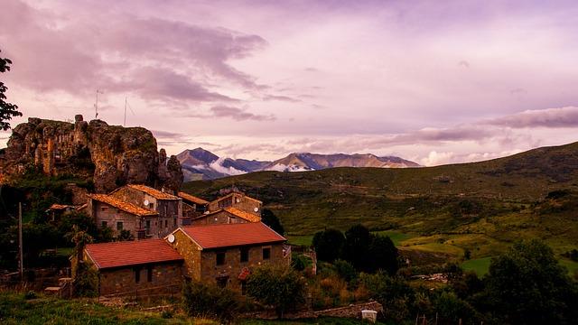 Mountain, Sky, Lleida, Adons, Pyrenees