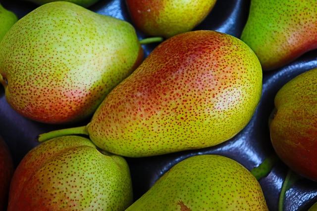 Pear, Fruits, Doha, Qatar
