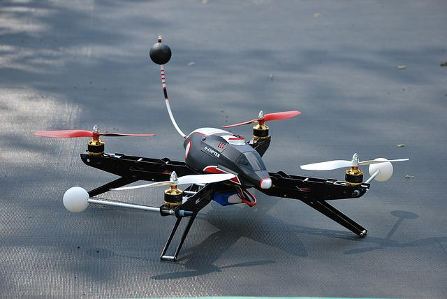 Gaui, Multicopter, Quadrocopter, Drone, Technology