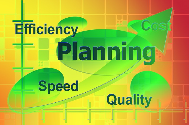 Arrow, Efficiency, Cost, Speed, Quality, Development