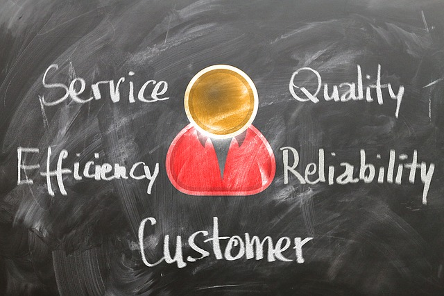 Customer, Expectation, Service, Quality, Efficiency
