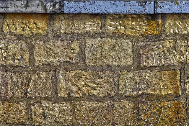 Quarry Stone, Stone Wall, Stone Slabs, Texture