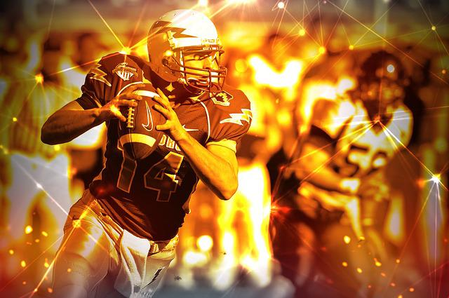 Quarterback, Football, American, American Football