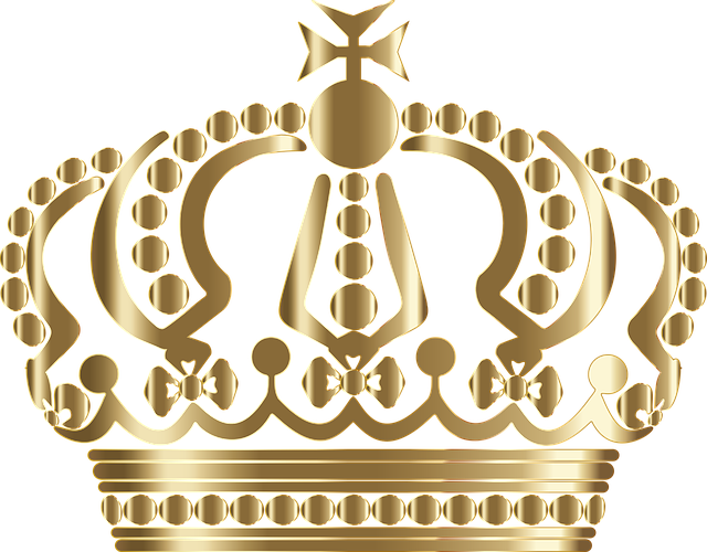 German, Crown, Royal, King, Queen, Royalty, Head