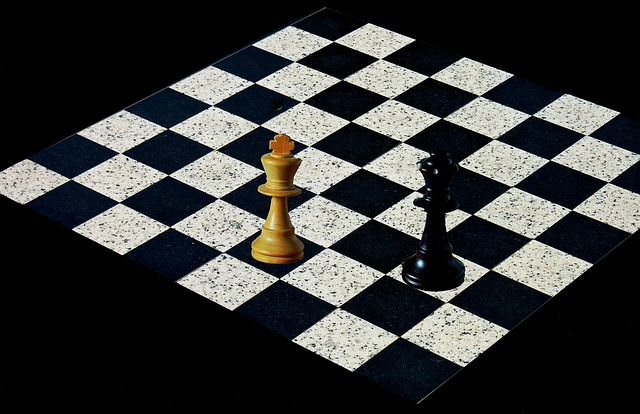 Board Game, Lady, Figures, King, Queen, Royal, Chess