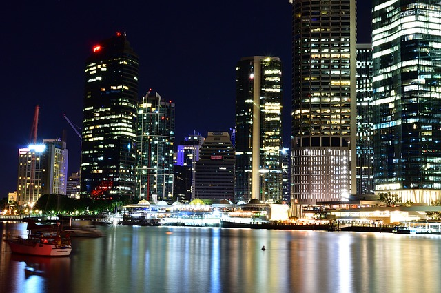 Brisbane, Bridge, Australia, Queensland, Brisbane-river