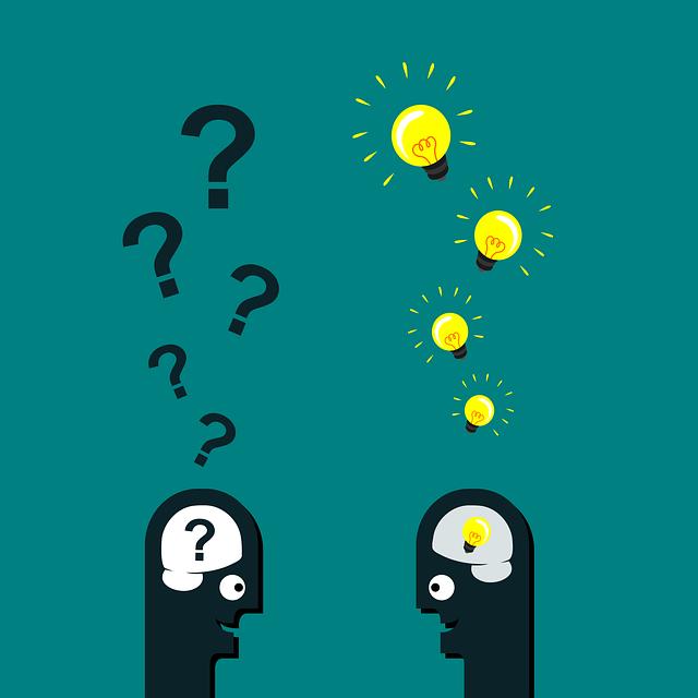Question, Questions, Man, Head, Success, Lamp, Brain