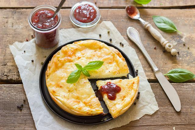 Tarte, Piquant, Quiche, Delicious, Eat, Food, Meal