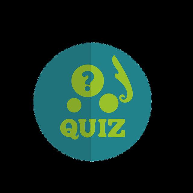 Icon, Question, Quiz, Clipart
