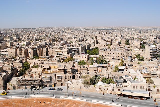 City View, Quote Elle, Aleppo