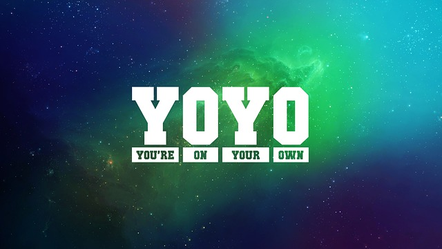 Quote, Galaxy, Supernova, Space, Hipster, On Your Own