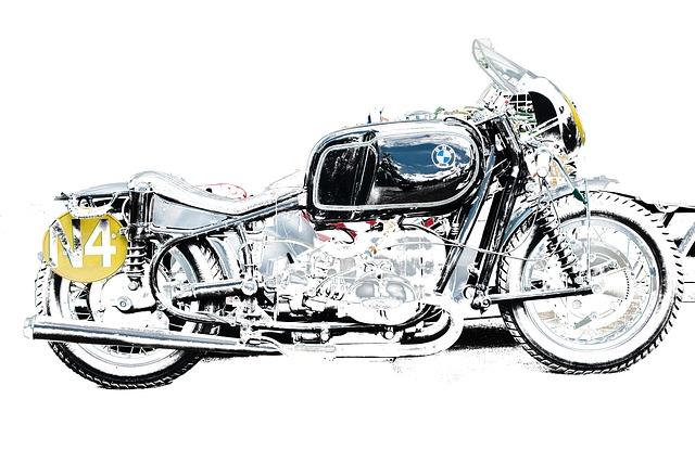 Bmw, R50, Sidecar, Classic