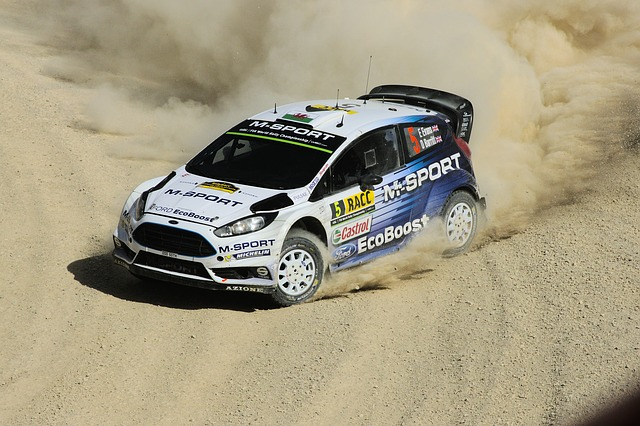 Rally, Wrc, Racc Catalunya 2015, M-sport Competition