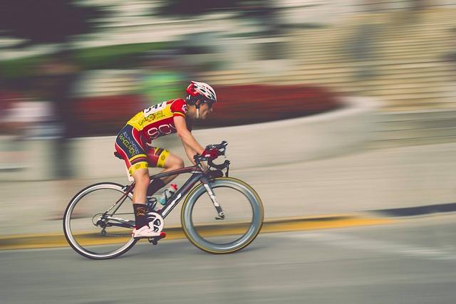Motion Blur, Cycling, Bike, Race, Bicycle Race, Cyclist