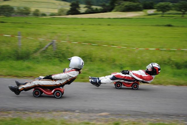 Bobby Car, Race, Drive, Race Car Driver, Rush, Fast
