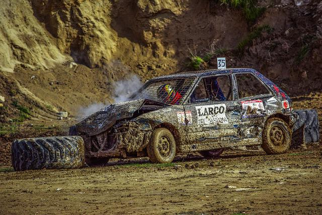 Crash, Car, Vehicle, Hurry, Race, Wheel, Competition