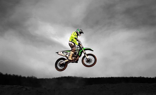 Motocross, Motor Racing, Race, Motorcycle, Cross