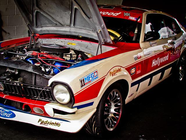 Motoring, Speed, Race, Sport, Racetrack