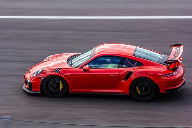 Porsche, Race, Nürburgring