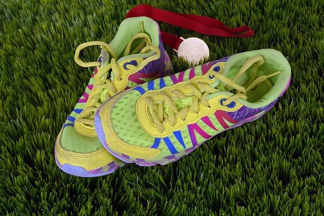 Running Shoes, Race, Sport, Run, Jog, Shoes