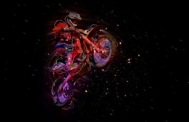 Motorbike, Biker, Race, Speed, Motorcyclist, Motorcycle