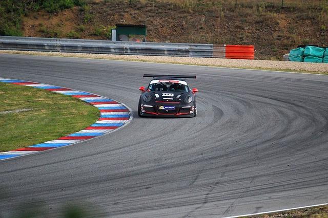 Brno, Gt, Porsche, Racing, Race Track, Circuit, Cars