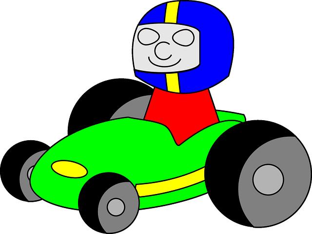 Go-kart, Racecar, Kart, Racing, Racer, Driver