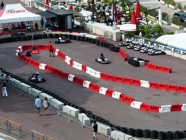 Go Kart Track, Kart, Go Kart, Racecourse, Single Seater