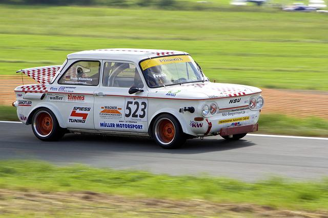 Nsu Tt, Tt, Hillclimb, Motorsport, Racing Car