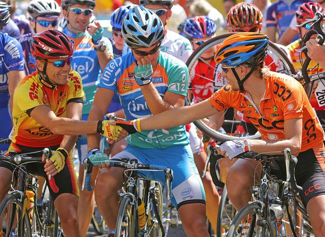 Cycling, Bicycles, Sport, Racing, Tour