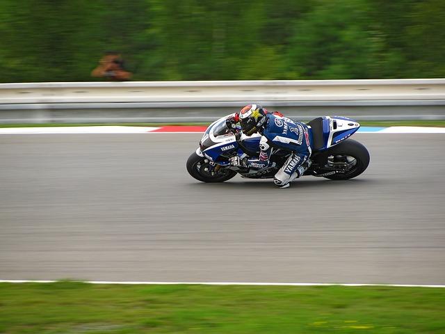 Jorge Lorenzo, Yamaha, Racing, Racing Bike, Speed