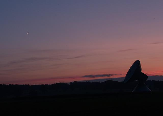 Random, Earth Station, Radar, Radar Dish, Antennas