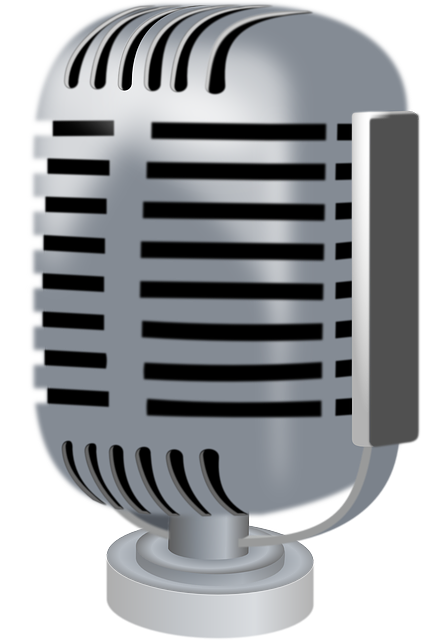 Microphone, Mic, Broadcast, Broadcasting, Radio
