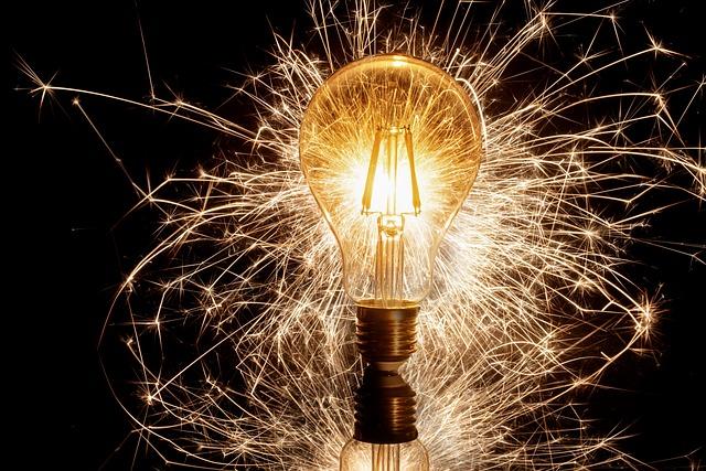 Sparkler, Light Bulb, Injection Candle, Radio