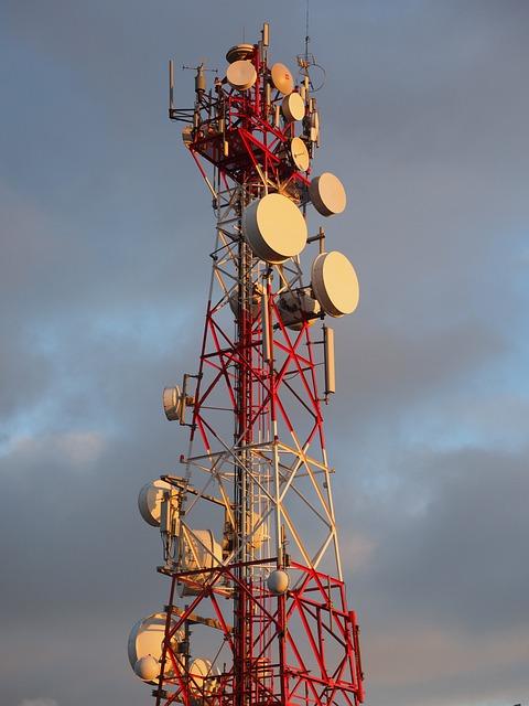 Radar Equipment, Antennas, Radio Tower, Radio Mast