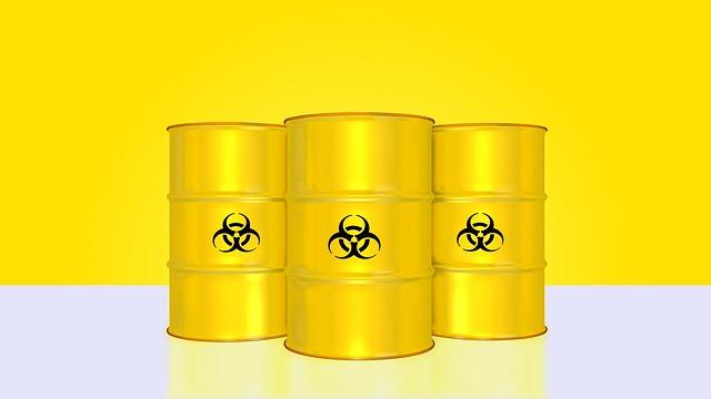 Nuclear, Hazardous, Hazard, Radiation, Radioactive