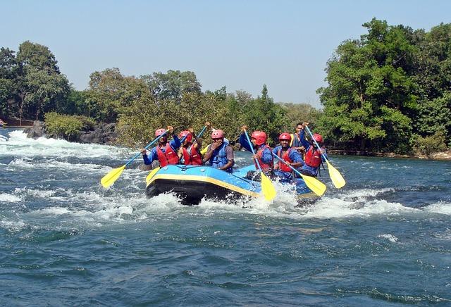 Kali River, Dandeli, Karnataka, Rafting, River Rafting