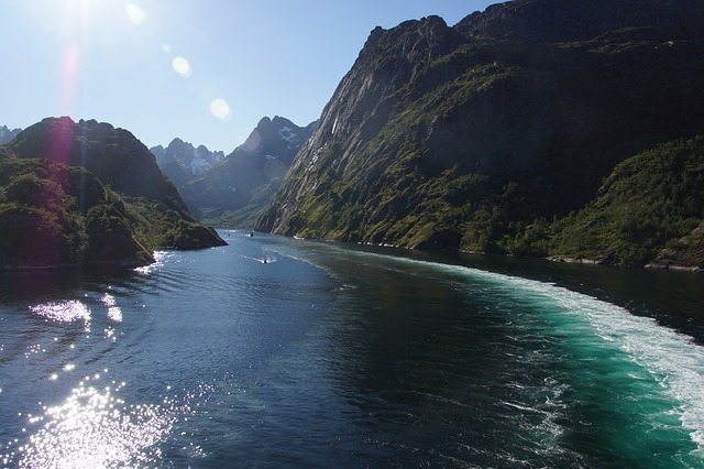 Troll Fjord, Nimbly Route, Gateway, Sidearm, Raftsund