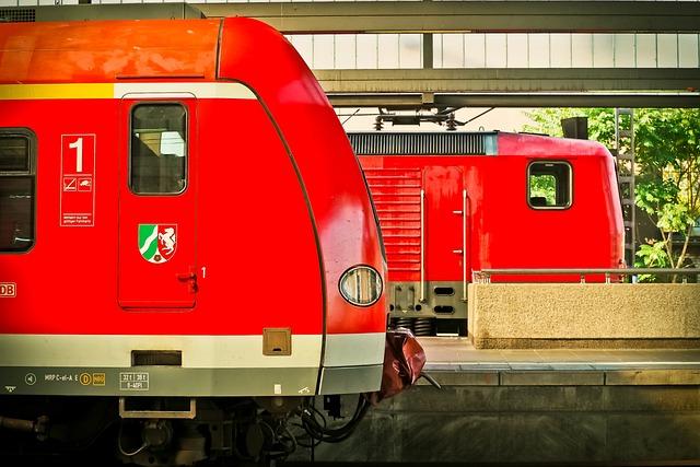 Railway, Train, S Bahn, Rail S Bahn