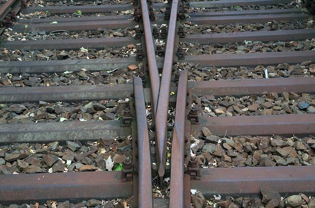 Railway, Rail Track, Soft, Train, Railway Line